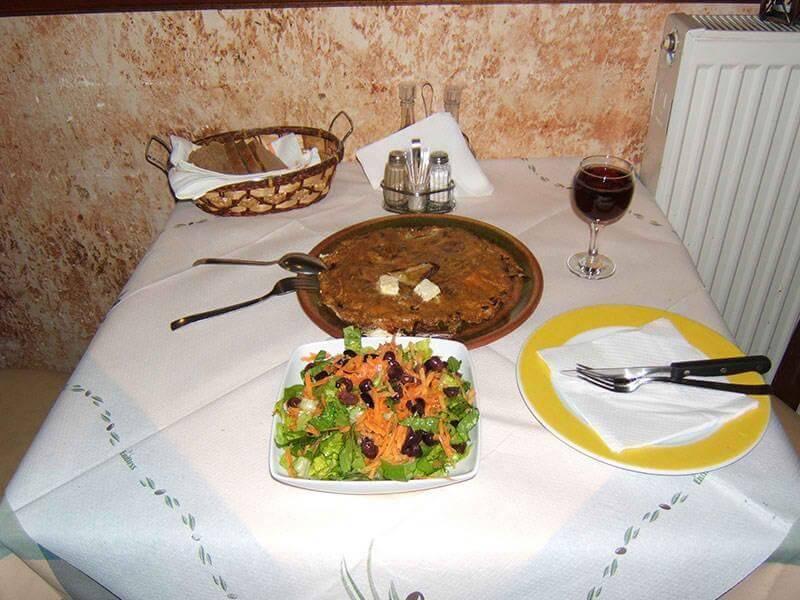 εικόνα Εστιατόριο Φωλιά Fwlia Χαλκίδα εύβοια