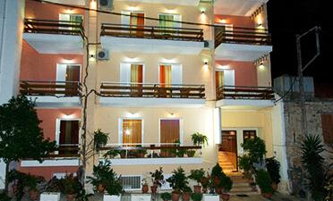ξενοδοχείο τα 40 πλατάνια αιδηψός εύβοια