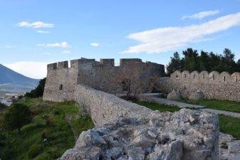 Κάστρο Καράμπαμπα Χαλκίδα