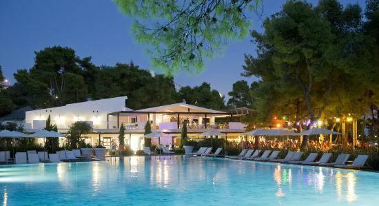 ξενοδοχείο Club Med Γρεγολίμανο εύβοια