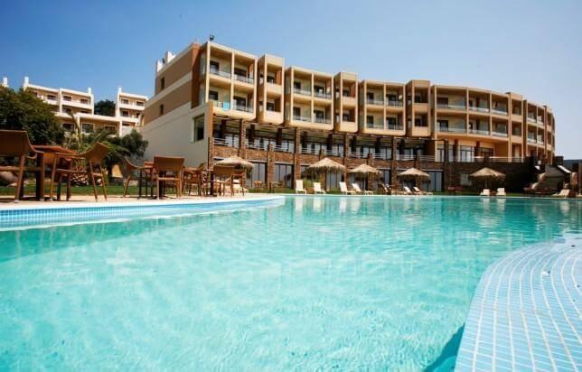 εικόνα Evia Hotel & Suites μαρμάρι εύβοια