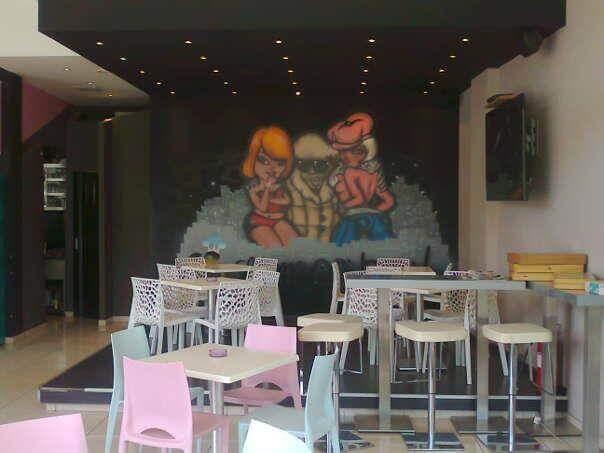 Graffiti Internet-Cafe βασιλικό εύβοια