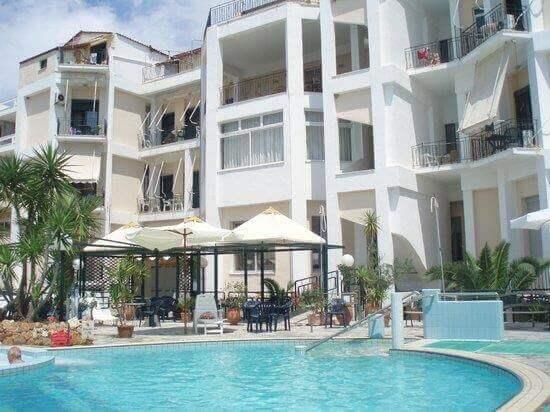 ξενοδοχείο Kentrikon Hotel & Spa λουτρά αιδηψού εύβοια
