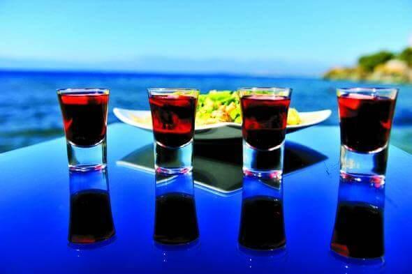 καφετέρια σνακ lemon χαλκίδα παραλία εύβοια