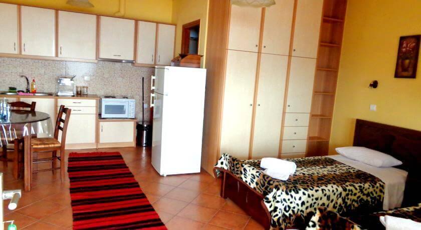 εικόνα Makronas Apartments Κάρυστος εύβοια