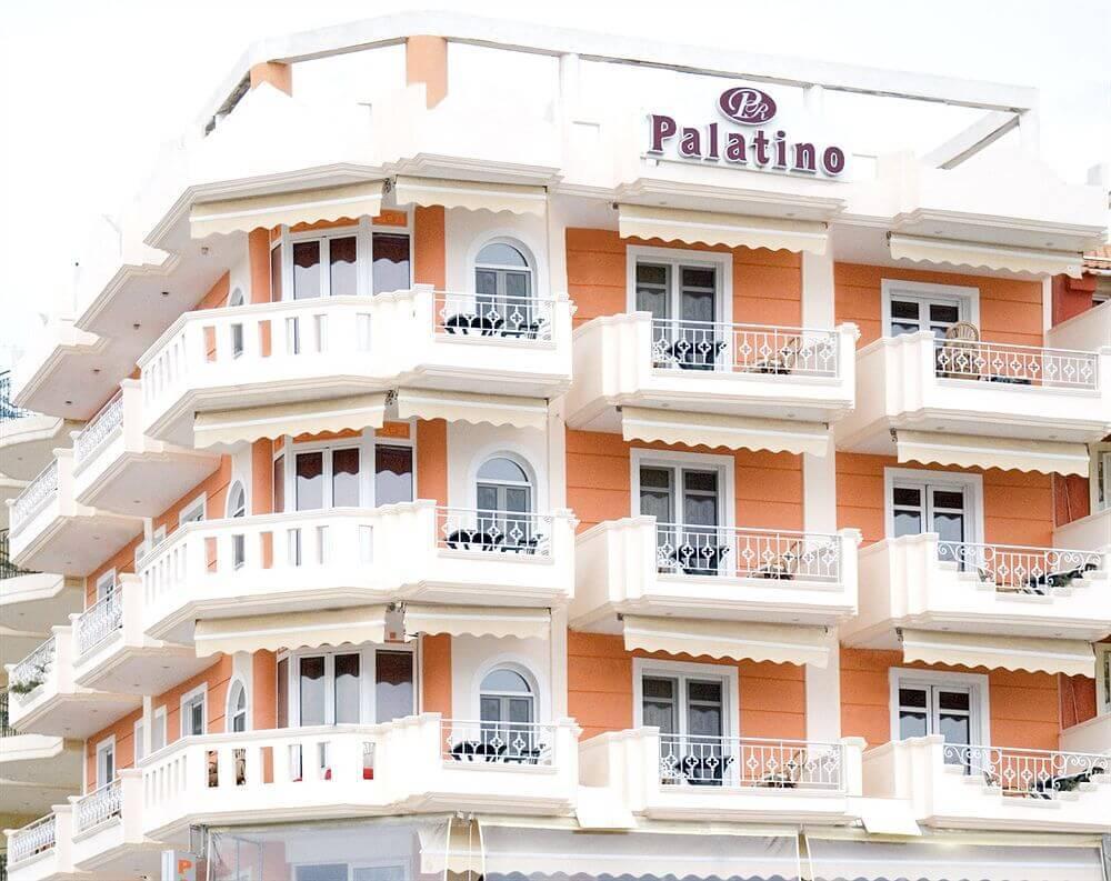 εικόνα Palatino Rooms Λουτρά Αιδηψού εύβοια