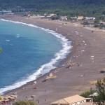 εικόνα παραλία αγία άννα εύβοια