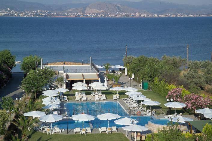 εικόνα ξενοδοχείο almira mare ερέτρια εύβοια