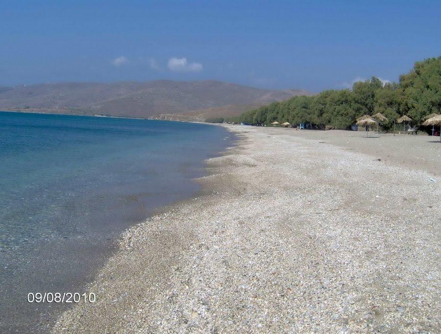 εικόνα Παραλία Κάρυστος ευβοια