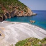 εικόνα παραλία πετάλη εύβοια