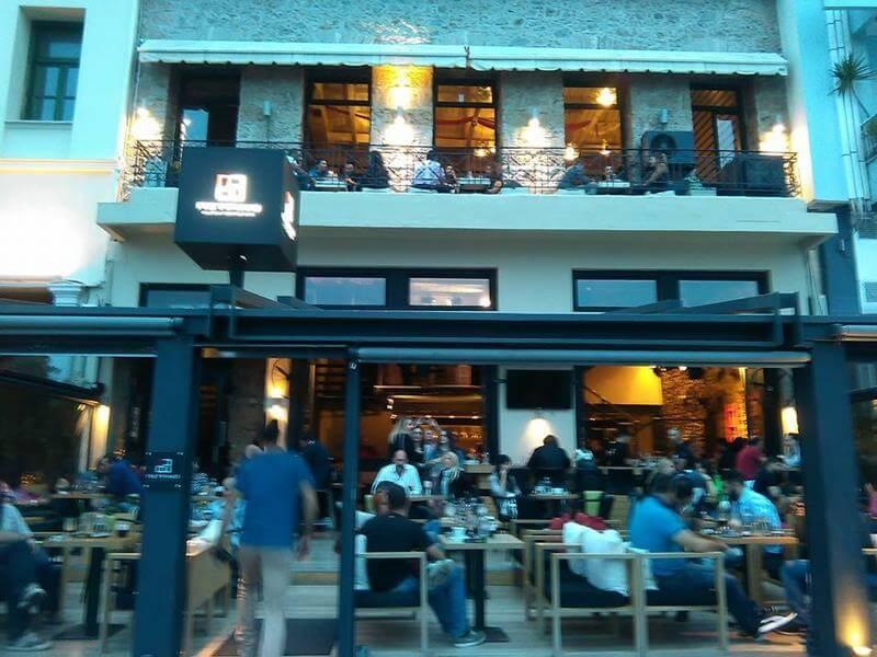 εικόνα petrino cafe bar παραλία χαλκίδα εύβοια